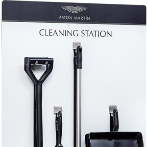 Aston Martin Cleaning Station - with tools