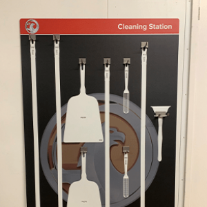 Vauxhall - Cleaning Station