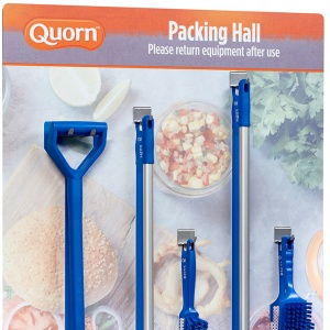 Quorn Foods Shadow Board - with utensils