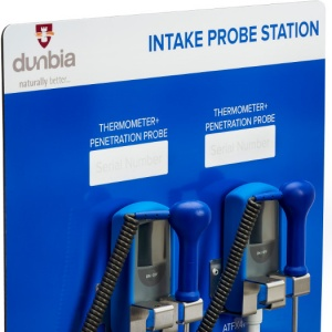 Dunbia Thermometer Station