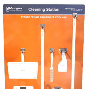 Morgan Advanced Materials - Cleaning Station